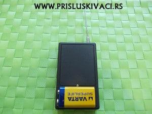 detektor prislusnih uredjaja sa baterijom