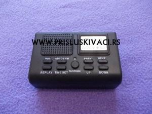 prisluskivac za fiksni telefon na struju standard