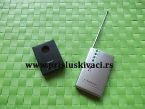 detektori za kamere i rf signal