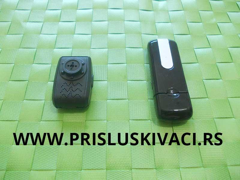 USB mikrokamere