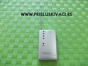 detektor frekvencija