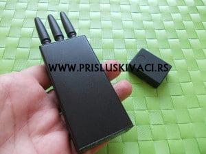 ometac mobilnih telefona crni dzepni