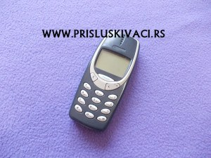 Prisluškivač nokia 3310