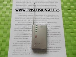 uputstvo za rf detektor