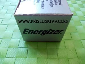 baterije 337 energizer