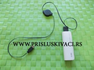 power bank punjac za spijunski snimac wi fi