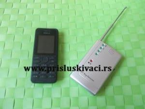 detekcija mobilnog