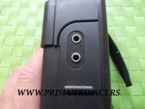 detektor m8 audio ulazi