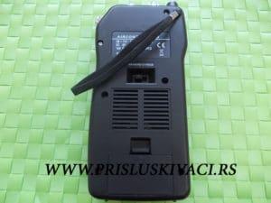 detektor m8 deo za baterije
