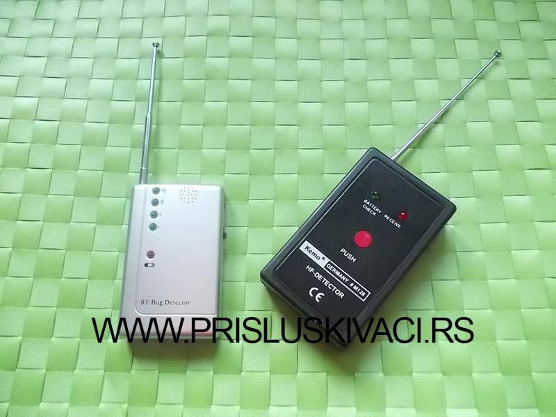 Nemački detektor prislušnih uređaja