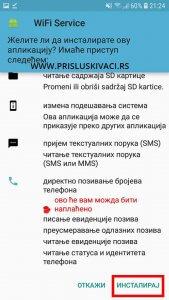 PRAĆENJE I PRISLUŠKIVANJE MOBILNOG TELEFONA 7