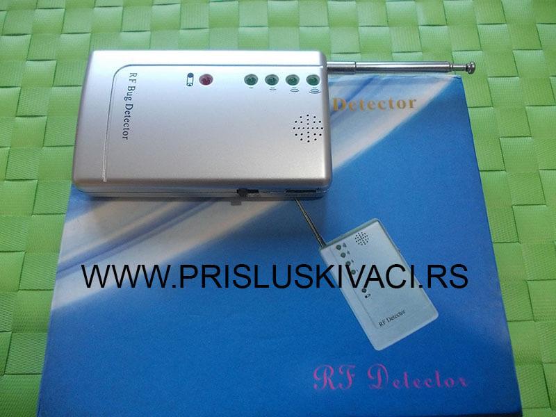 mini spijunski detektor redizajn mini rf spy detektor