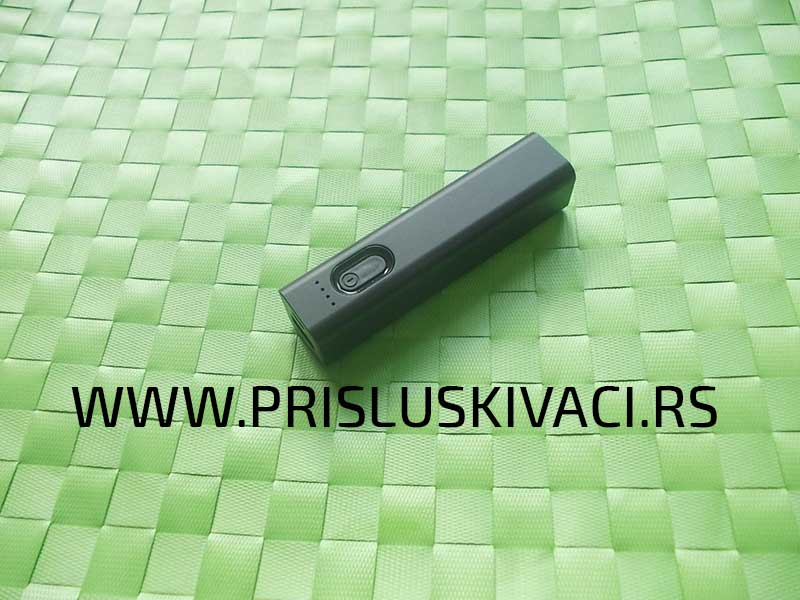 spijunska power bank kamera