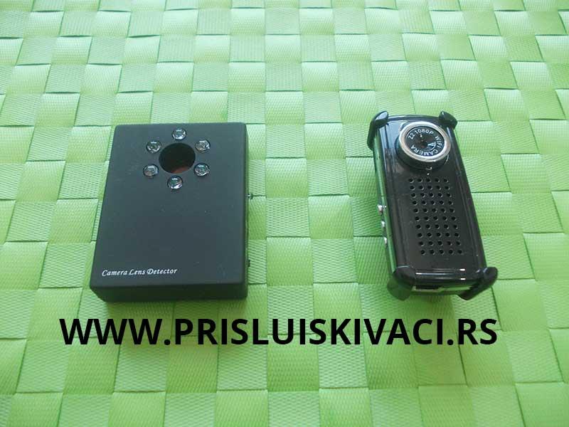 Nalaženje špijunskih kamera