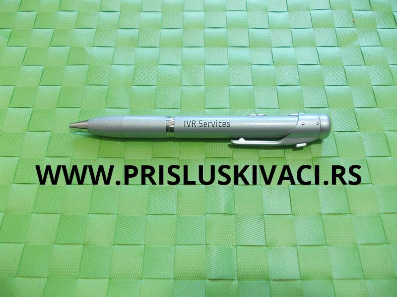 snimač špijunska olovka