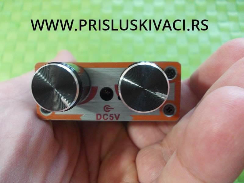 Tehnologija izrade modela detektora M8000