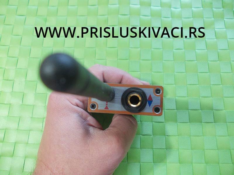 Princip rada detektora prislušnih uređaja M700