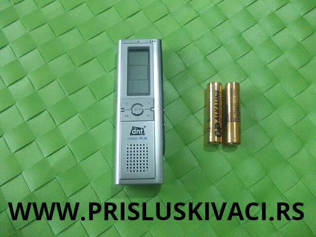 Prisluskivaci i spijunska oprema sa najduzim trajanjem baterije