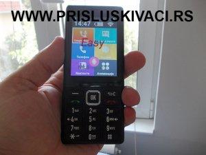 Numerička i touch screen tastatura na jednom telefonu