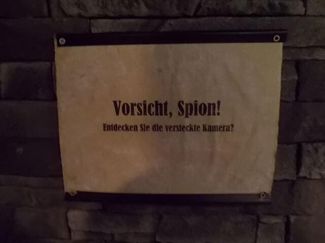 Špijunska oprema i prisluškivači - Beč, Austrija