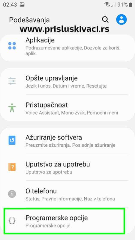 Ucitavanje spy programa android 10-4